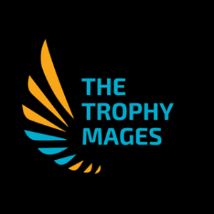 The Trophy Mages Logo
